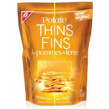 Christie Cheddar Potato Thins