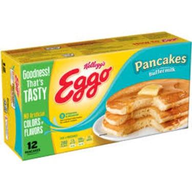 Eggo Buttermilk Pancakes