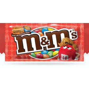 M&M's Peanut Chocolate Candies