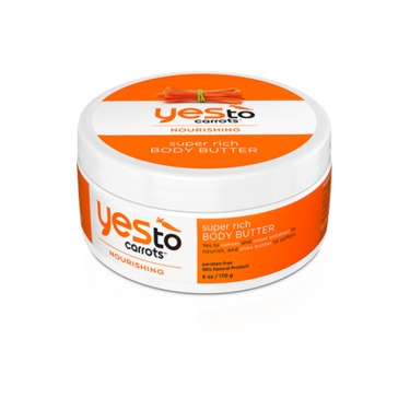 yes to Carrots Nourishing Body Butter