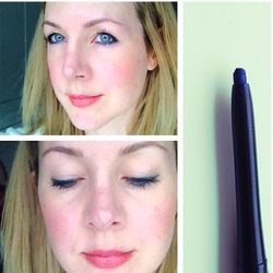 Marcelle 2 in 1 Retractable Eyeliner