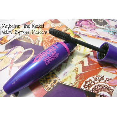 Maybelline Volum' Express The Rocket Mascara