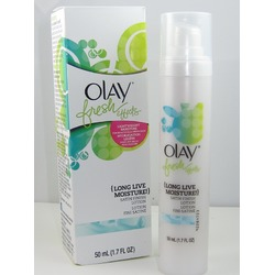 Olay Fresh Effects Long Live Moisture Moisturizer