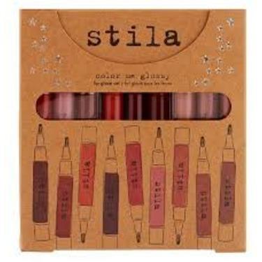 stila cosmetics Lip Glaze Color Me Glossy Lip Glaze Set