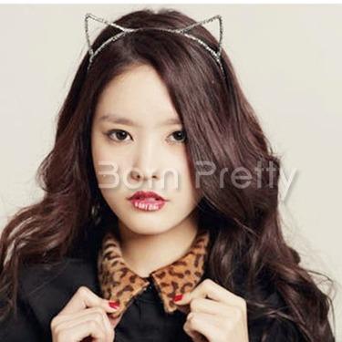 Born Pretty Store  Lovely Cat Ear Hair Band!