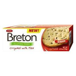 Dare Breton Gluten Free Crackers