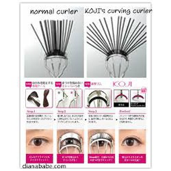 koji curve eyelash curler