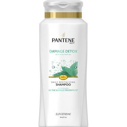 Pantene Damage Detox Daily Revitalizing Shampoo