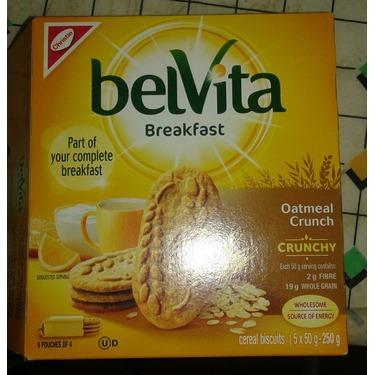 Belvita Crunchy Breakfast Biscuits