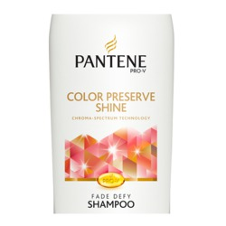 Pantene Pro-V Colour Preserve Shine Collection