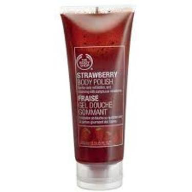 The Body Shop Body Polish Strawberry