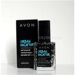 Avon Urban Splatter Nail Enamel