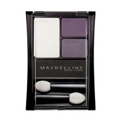 Maybelline ExpertWear Eyeshadow Quads in Amethyst Smokes