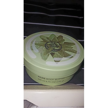 The Body Shop Aloe Body Butter