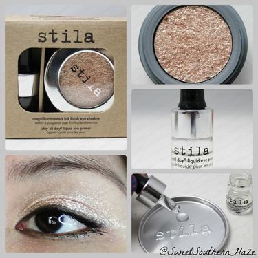 stila cosmetics Magnificent Metals Foil Finish Eye Shadow