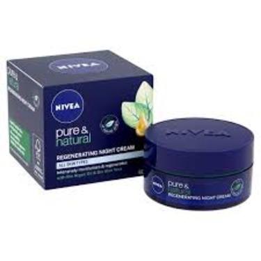 NIVEA Pure & Natural Night Cream