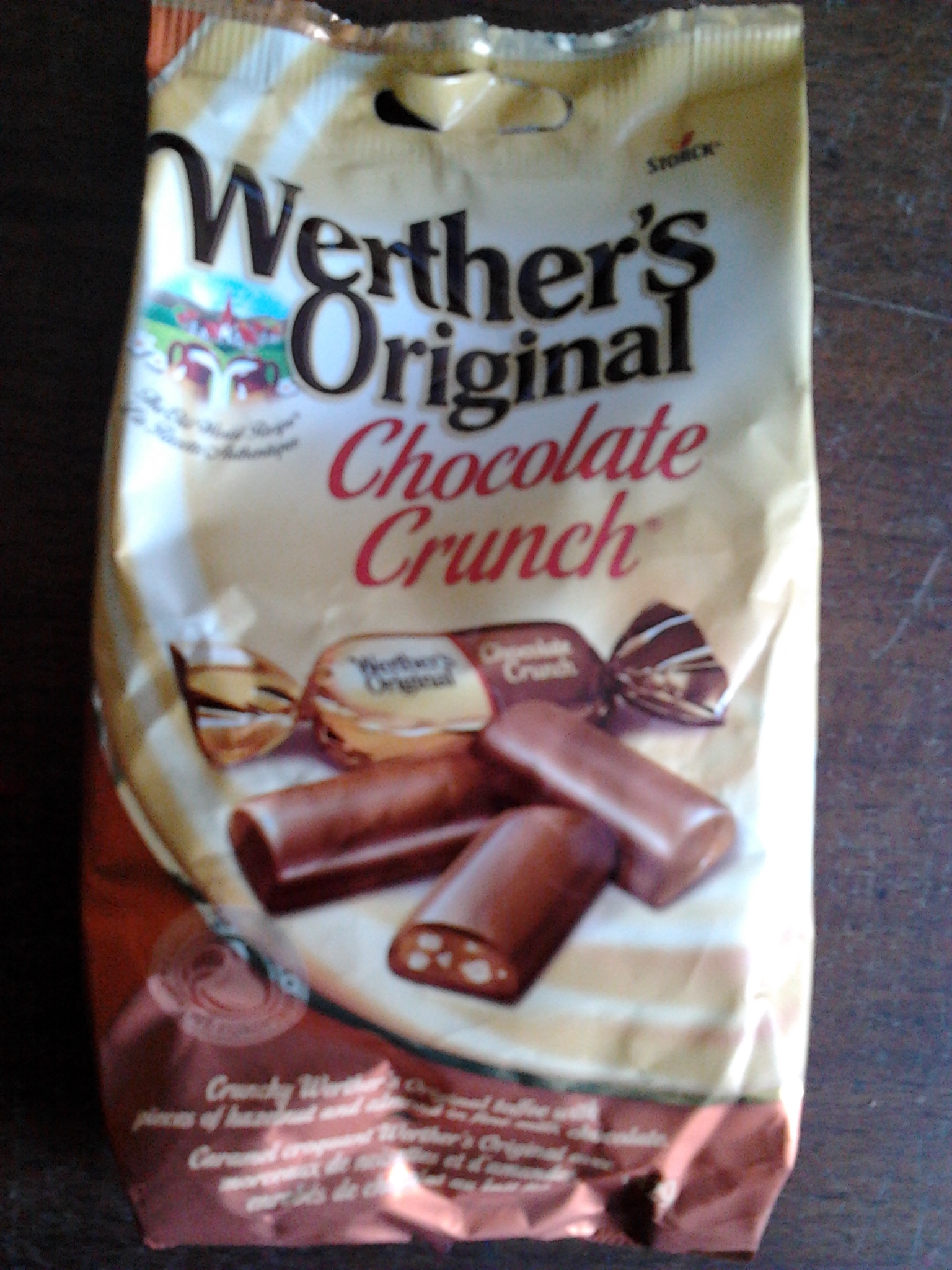 Werther's Original Chocolate Crunch reviews in Chocolate