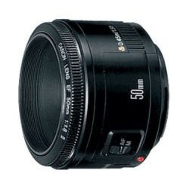 Canon EF 50mm f 1.8 II Camera Lens
