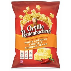 Orville Redenbacher's Gourmet Popcorn White Chedder Chipotle