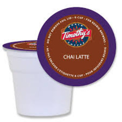 Timothy's Chai Latte K-Cups
