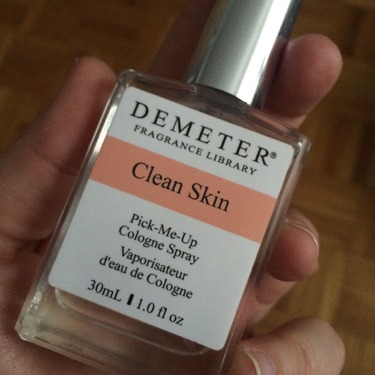 Demeter Fragrance Library Clean Skin Cologne Spray