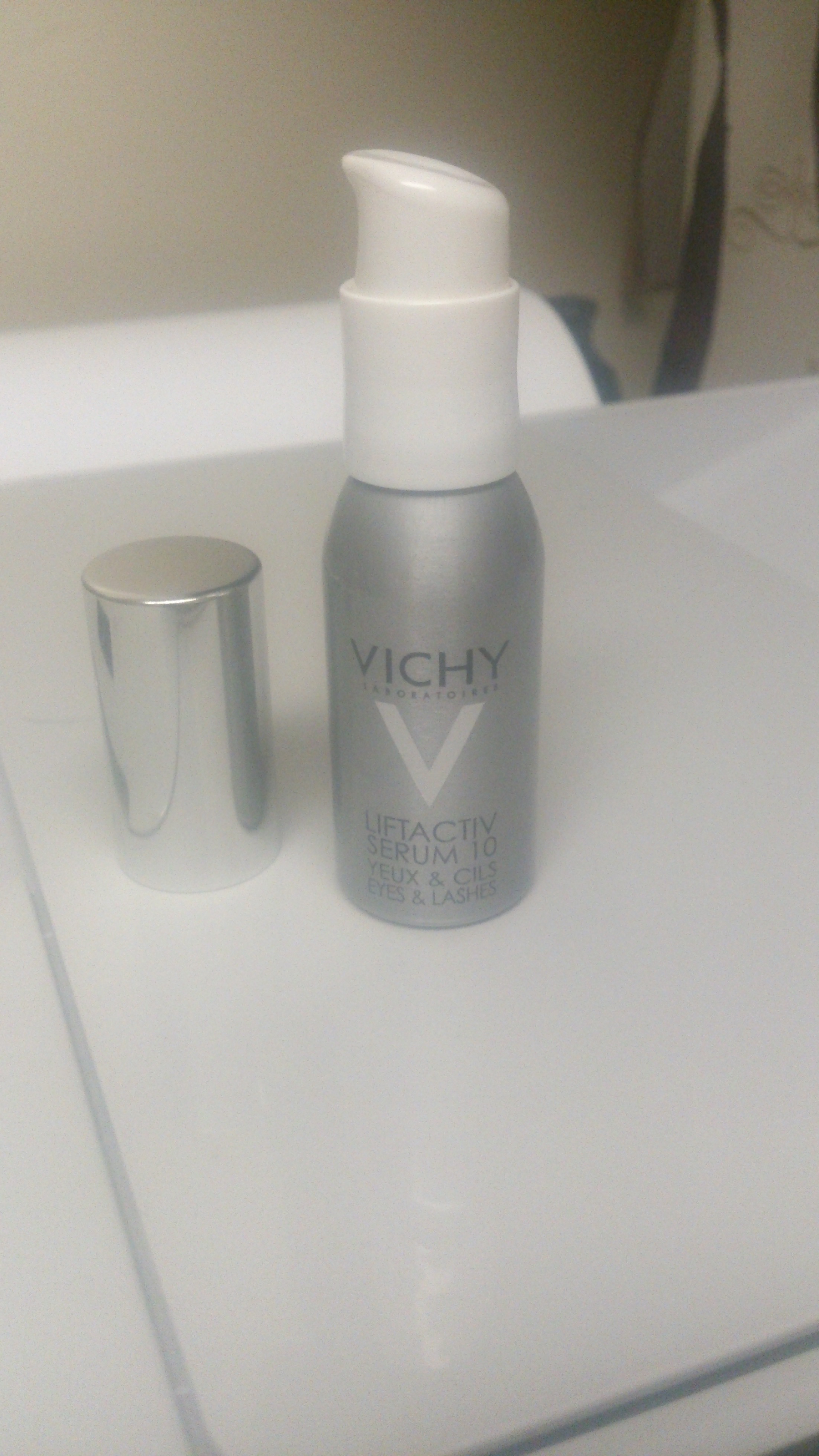 89cc9f93c31 Vichy Liftactiv SERUM 10 Eyes and Lashes reviews in Anti-Age/Wrinkle ...