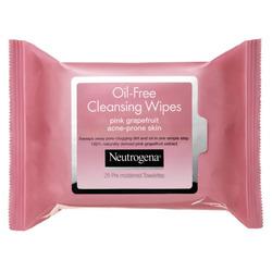 Neutrogena Pink Grapefruit Makeup Removing Wipes