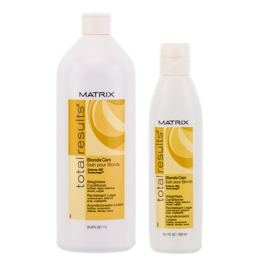 Matrix Total Results Shampoo & Conditioner for Blonde Hair