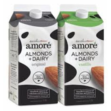 Earth's own amore' Almond Dairy