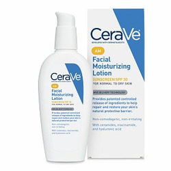 CeraVe AM Facial Moisturizing Lotion SPF 30