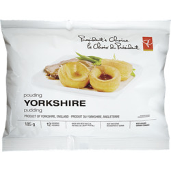 President's Choice Yorkshire Puddings
