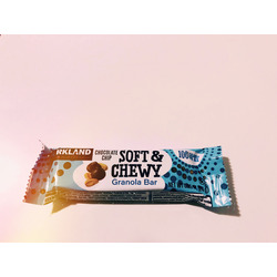 Kirkland Soft & Chewy Chocolate Chips Granola Bars