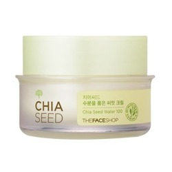 THEFACESHOP Chia Seed Moisture Holding Seed Cream