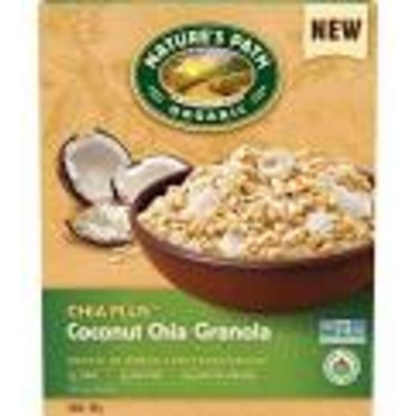 Nature's Path Hemp Plus Granola Cereal