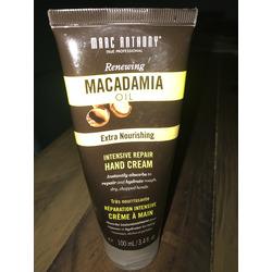 Marc Anthony Healing Macadamia Oil Extra Nourishing Intensive Hand Repair Hand Cream