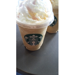 Starbucks Caramel Frappucino