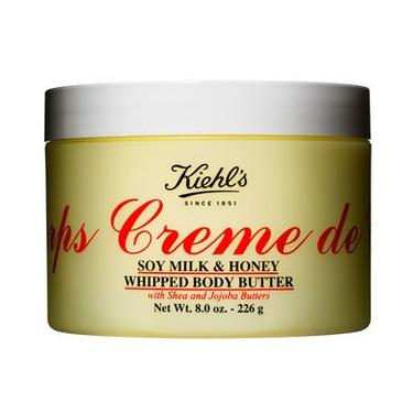 Kiehl's Soy Milk & Honey Whipped Body Butter