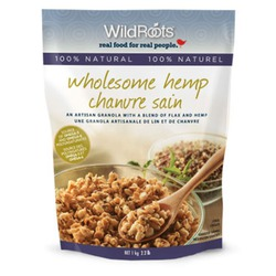 Wild Roots Wholesome Hemp Cereal