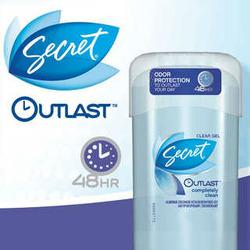 Secret Outlast & Olay - Antiperspirant/Deodorant