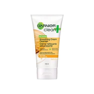 Garnier Clean Smoothing Cream Cleanser