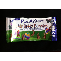 Russell Stover Iddy Biddy Bunnies
