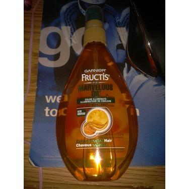 Garnier Fructis Marvelous Oil