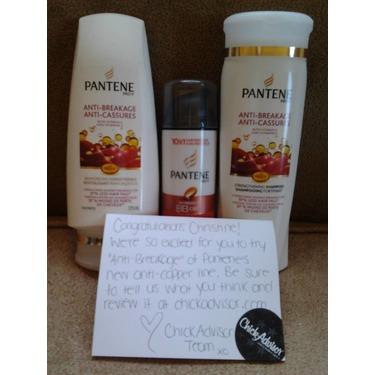 Pantene Anti-Copper Line: Anti-Breakage Shampoo, Conditioner & BB Cream