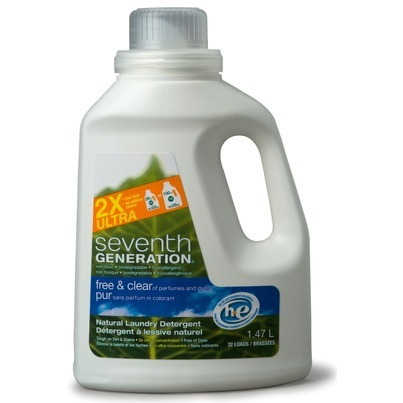 Seventh Generation Natural Laundry Detergent Reviews In