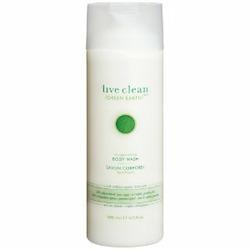 Live Clean Invigorating Body Wash