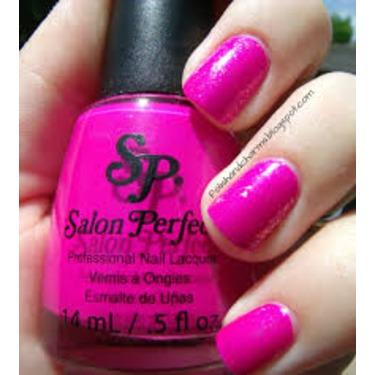 Salon Perfect Professional Nail Lacquer