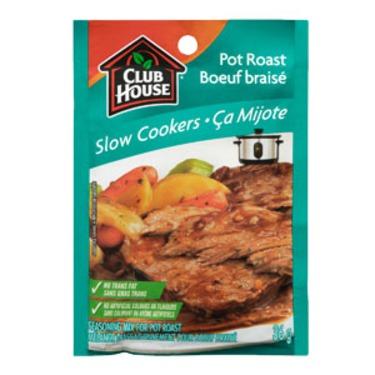 Club House Pot Roast Mix