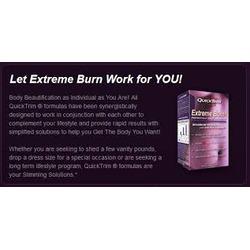 QuickTrim Extreme Burn Weight Management Formula