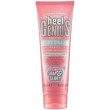 Soap & Glory Heel Genius Amazing Foot Cream