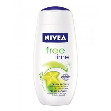 NIVEA Free Time Revitalizing Shower Cream